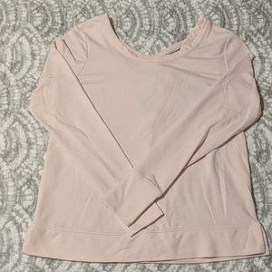 Ballerina Pink Go-Dry Long Sleeve Top